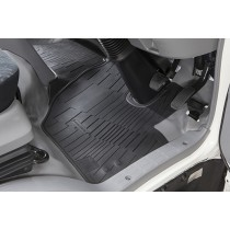 Hino 300 Series - Rubber Mat Set (FRONT AND REAR)