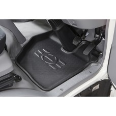 Hino 300 Series - Footwell Liners Rear Crew Cab