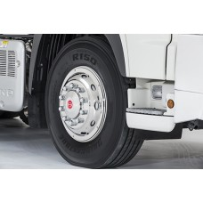 Hino 300 Series - Wheel Covers Front & Rear