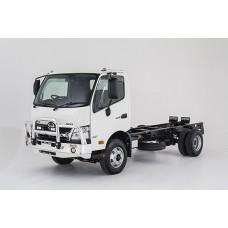 Hino 300 Series - Bullbar - Alloy