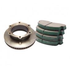 Front Brake Rotor Kit to suit model code XZU6## (5.5T)