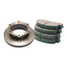 Rear Brake Rotor Kit to suit model code XZU6## (5.5T)