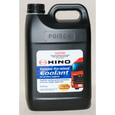 Pre-mixed Coolant Red (5L)